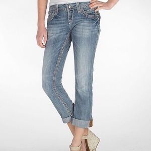 Rock Revival Scarlett Easy Crop Jeans